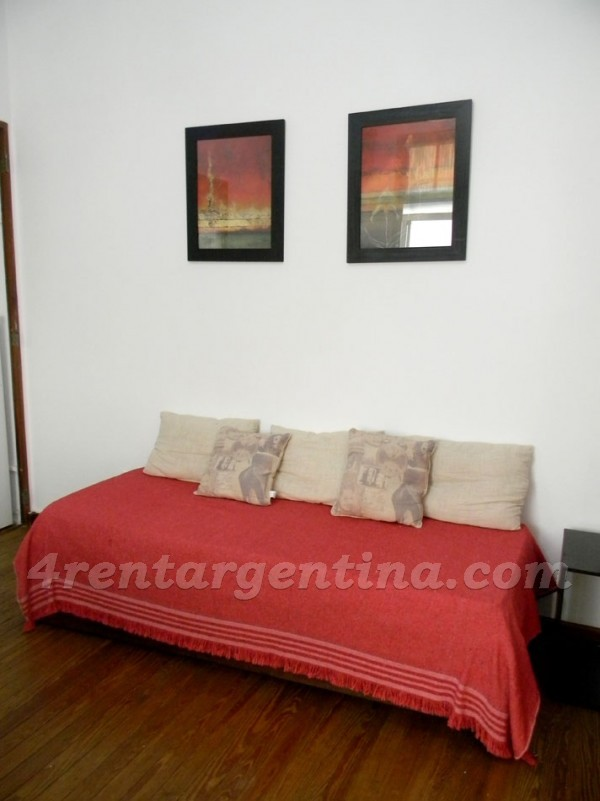 Appartement Chacabuco et Estados Unidos - 4rentargentina