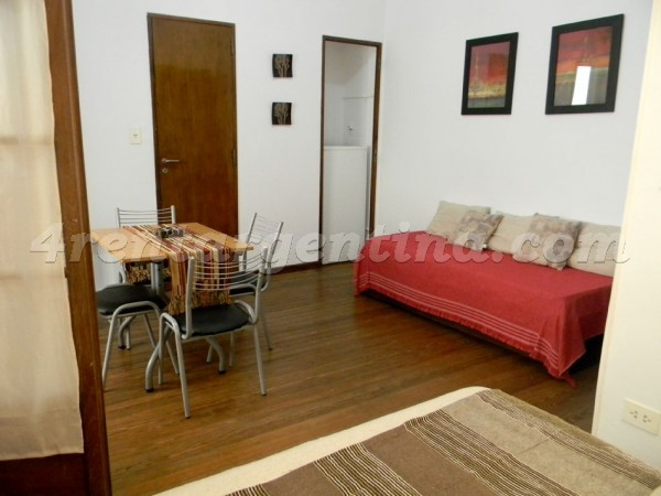 Apartamento Chacabuco e Estados Unidos - 4rentargentina
