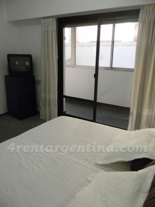 Olleros and Libertador: Furnished apartment in Las Ca�itas