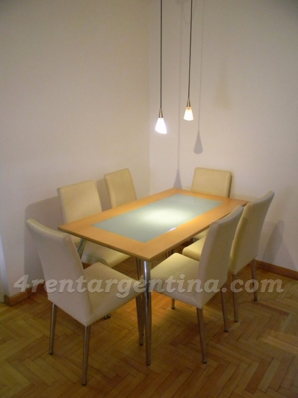Olleros and Libertador: Apartment for rent in Buenos Aires