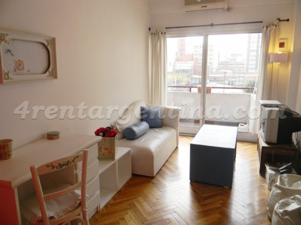 Apartment Vidal and Juramento I - 4rentargentina