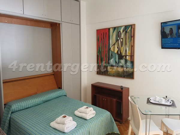 Apartment Suipacha and Corrientes VI - 4rentargentina