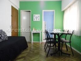 Apartamento Beruti e Laprida - 4rentargentina