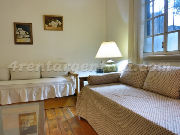 Cramer and Virrey del Pino II: Apartment for rent in Belgrano