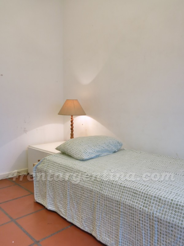Cramer and Virrey del Pino II: Apartment for rent in Buenos Aires