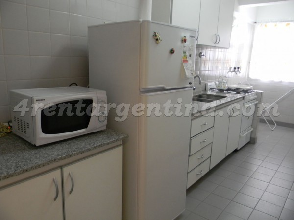 Dorrego and El Salvador: Apartment for rent in Palermo