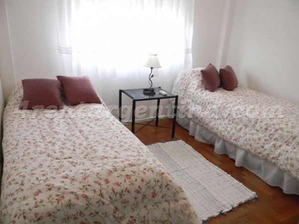 Dorrego and El Salvador: Furnished apartment in Palermo