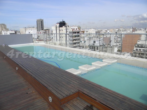 Santa Fe and Anchorena II: Apartment for rent in Palermo