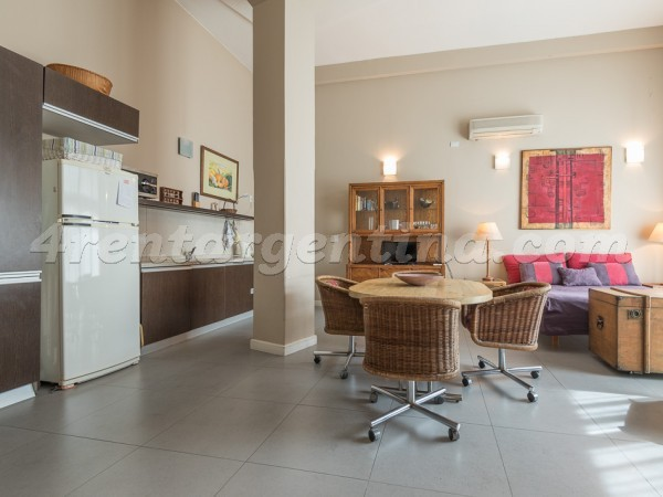 Apartment Chile and Piedras III - 4rentargentina