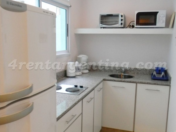 Moreno and Piedras: Apartment for rent in Buenos Aires