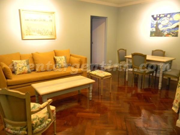 Apartment Moreno and Piedras I - 4rentargentina
