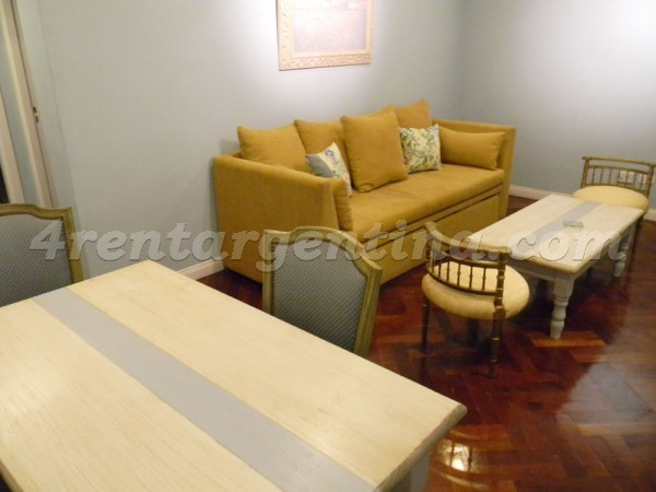 Moreno and Piedras II: Apartment for rent in Buenos Aires
