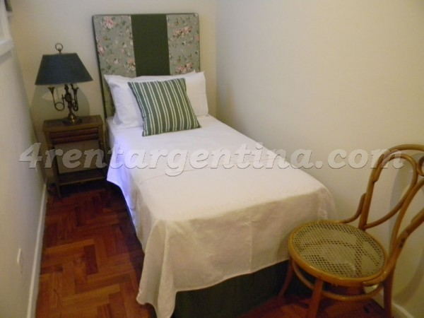 Moreno and Piedras IV: Apartment for rent in Buenos Aires