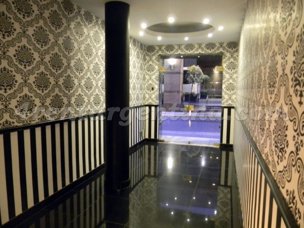 Moreno et Piedras VII, apartment fully equipped