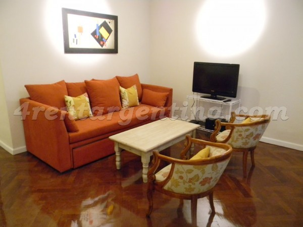 Apartment Moreno and Piedras IX - 4rentargentina