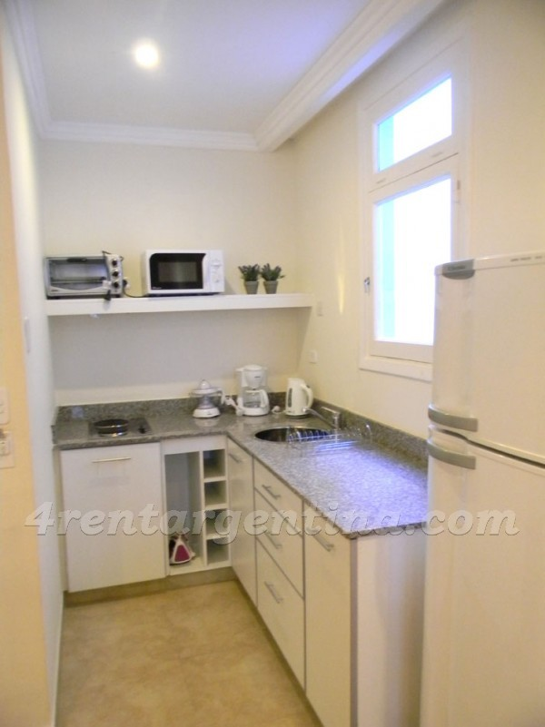 Moreno and Piedras X: Apartment for rent in Downtown