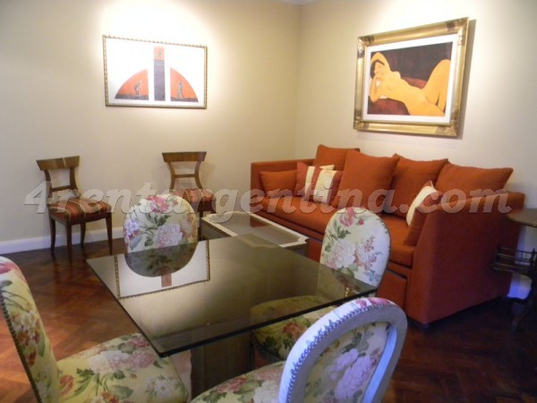 Moreno and Piedras XI: Apartment for rent in Buenos Aires