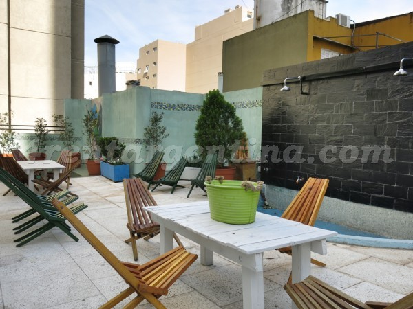 Moreno and Piedras XI: Furnished apartment in Downtown