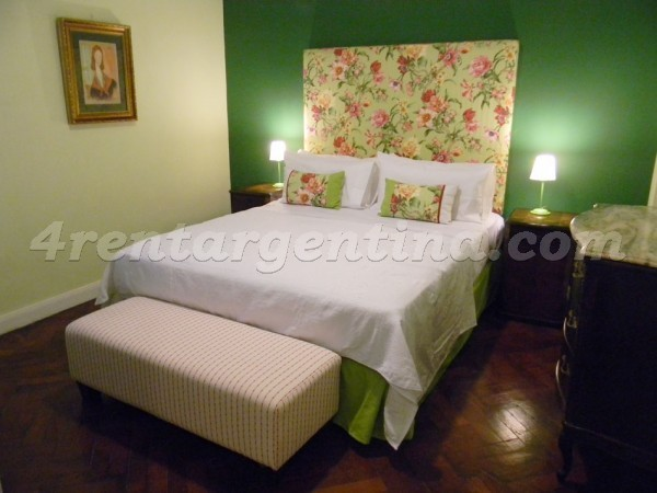 Accommodation in Downtown, Buenos Aires