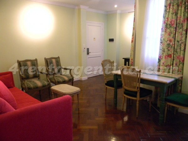 Moreno et Piedras XII, apartment fully equipped