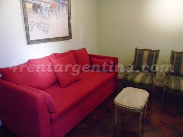 Moreno and Piedras XII: Apartment for rent in Buenos Aires