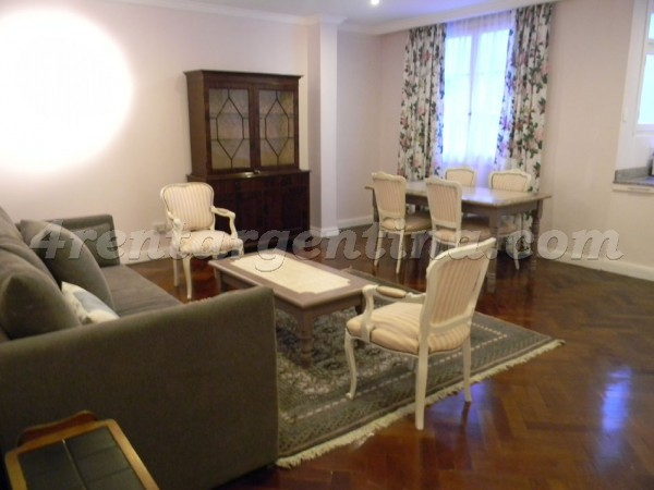 Moreno et Piedras XIII, apartment fully equipped