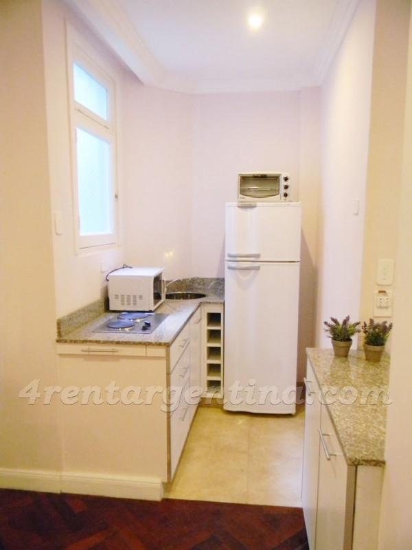 Apartment for temporary rent in Downtown