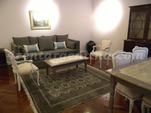 Moreno et Piedras XIII: Apartment for rent in Downtown