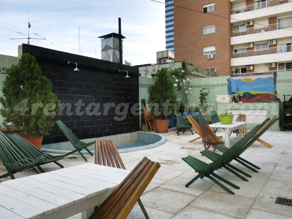 Moreno et Piedras XIII: Furnished apartment in Downtown