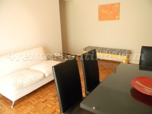 Paraguay et Godoy Cruz, apartment fully equipped