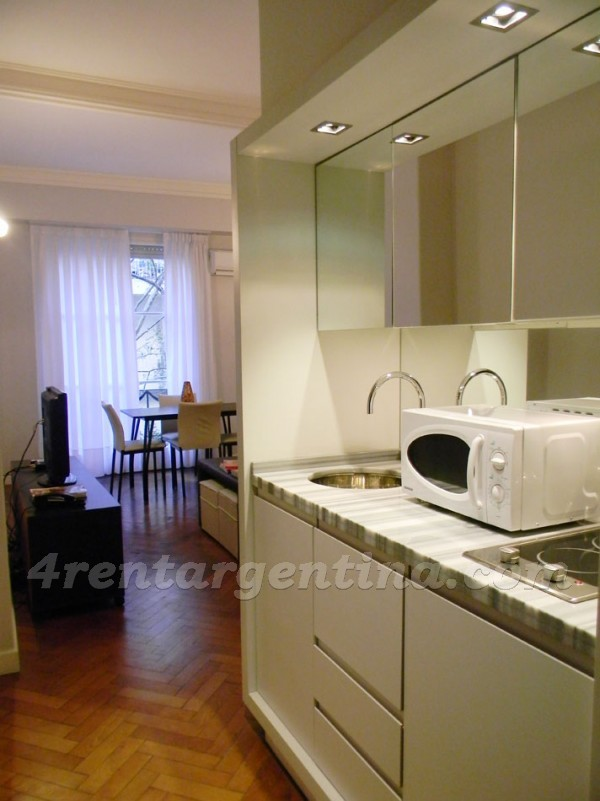 Apartment Vicente Lopez and Callao I - 4rentargentina