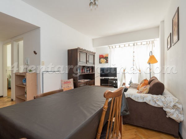 Apartment Corrientes and Ecuador - 4rentargentina