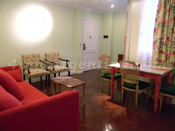 Moreno and Piedras XIV: Apartment for rent in Buenos Aires