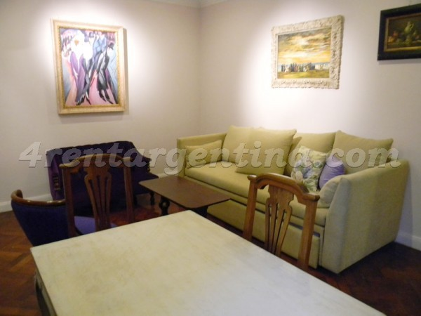 Moreno et Piedras XV: Furnished apartment in Downtown
