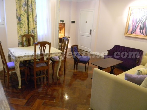Moreno et Piedras XV: Apartment for rent in Buenos Aires
