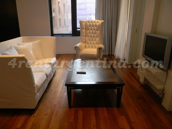 Martha Salotti and Juana Manso: Apartment for rent in Buenos Aires