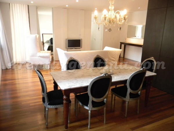 Martha Salotti and Juana Manso: Apartment for rent in Puerto Madero