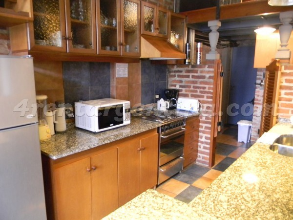 Moreno et Rincon I, apartment fully equipped