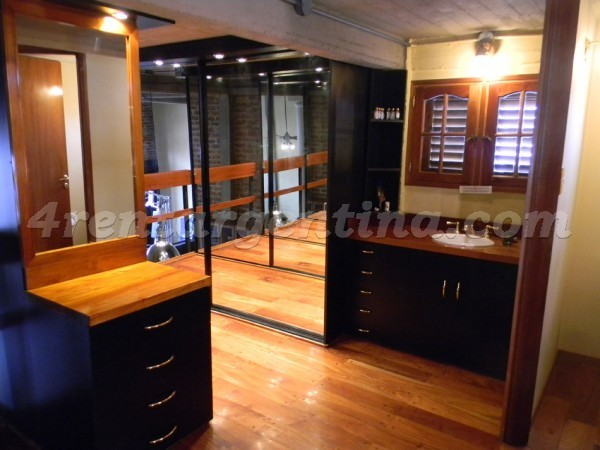 Moreno et Rincon I: Apartment for rent in Buenos Aires
