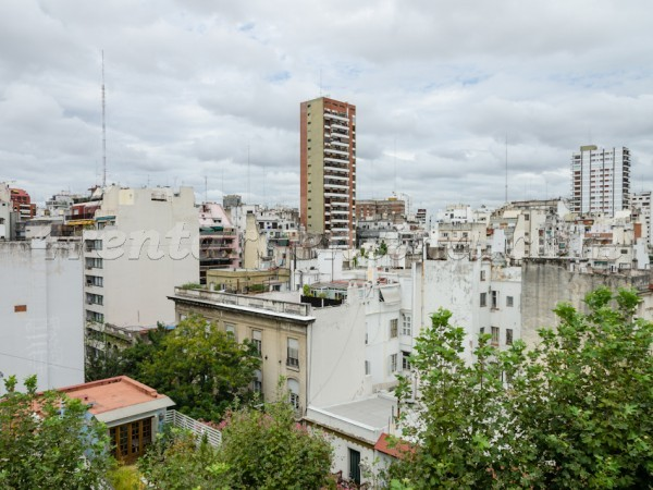 Apartment Laprida and Juncal VI - 4rentargentina
