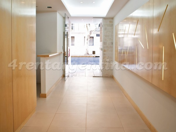 Laprida and Juncal VII: Apartment for rent in Buenos Aires