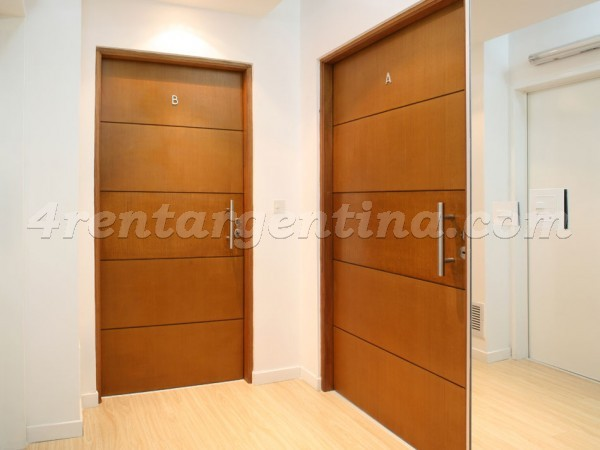Laprida and Juncal VII: Apartment for rent in Recoleta