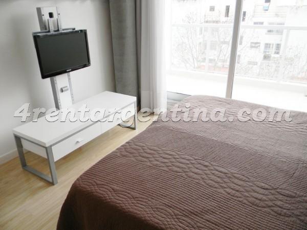 Laprida y Juncal VIII: Apartamento en Alquiler Temporario