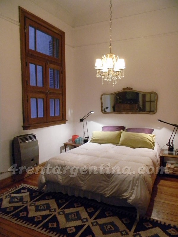 Salta et Independencia: Furnished apartment in Congreso