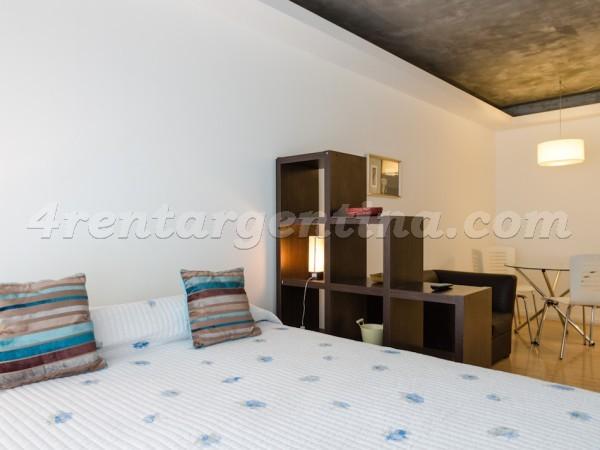Laprida and Juncal IX: Apartment for rent in Recoleta
