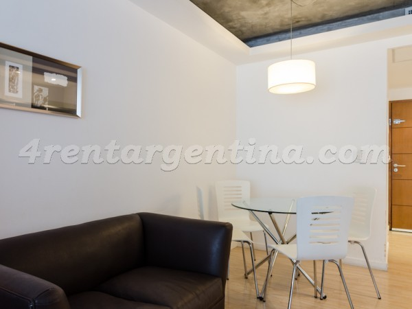 Laprida and Juncal IX: Apartment for rent in Buenos Aires