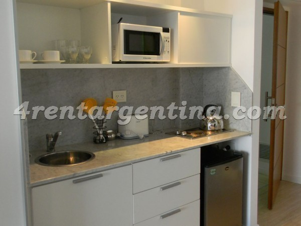 Apartment Laprida and Juncal X - 4rentargentina