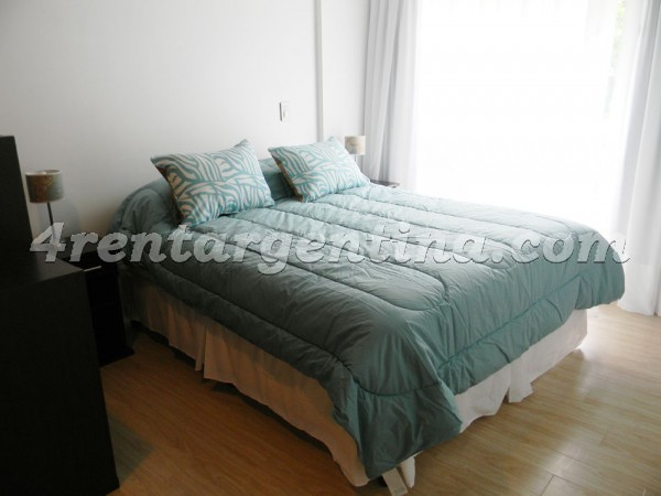 Laprida and Juncal X: Apartment for rent in Recoleta