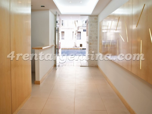 Laprida and Juncal X: Apartment for rent in Buenos Aires