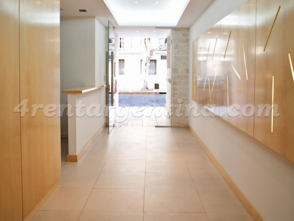 Laprida and Juncal XI: Apartment for rent in Buenos Aires